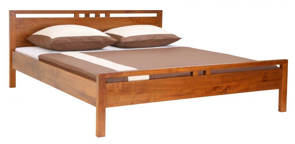 Mija łóżka Drewniane Do Sypialni Z Litego Drewna Na