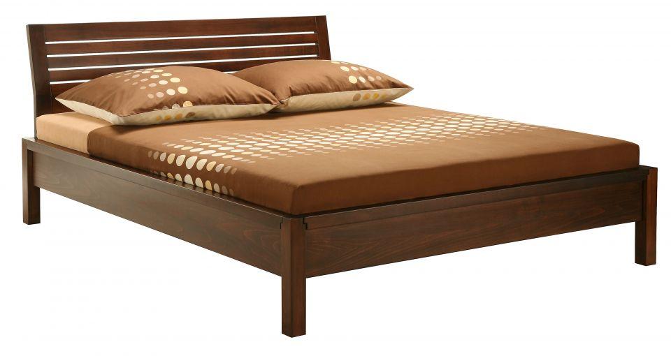 Capri łóżka Drewniane Do Sypialni Z Litego Drewna Na
